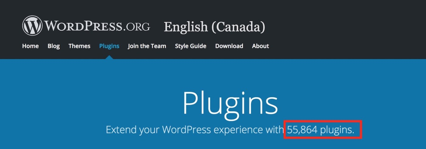 WordPress open source PLM