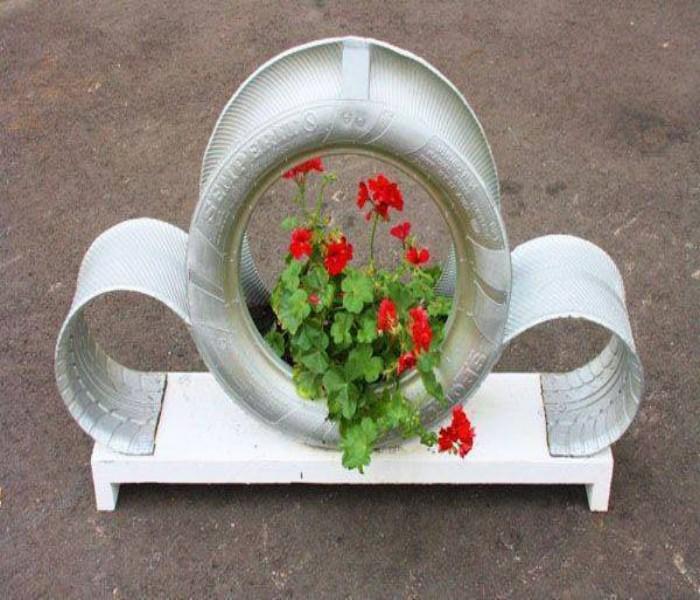 Raised Flower Box Ideas