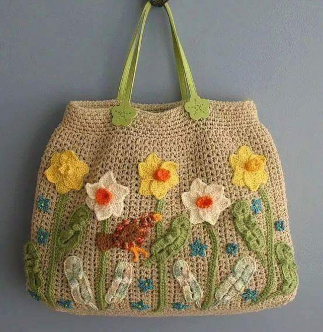 Crochet Bag Projects