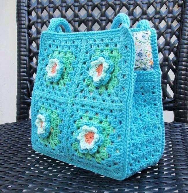 Easy Crochet Bag Patterns