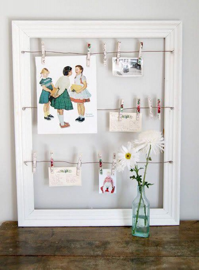 Ideas Using Old Picture Frames | Framesite.blog