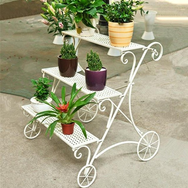 Iron Pot Stand Ideas | Upcycle Art on Iron Stand Ideas  id=65671