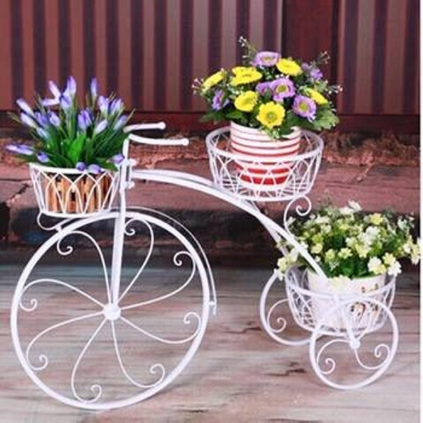 Iron Pot Stand Ideas | Upcycle Art on Iron Stand Ideas  id=27399