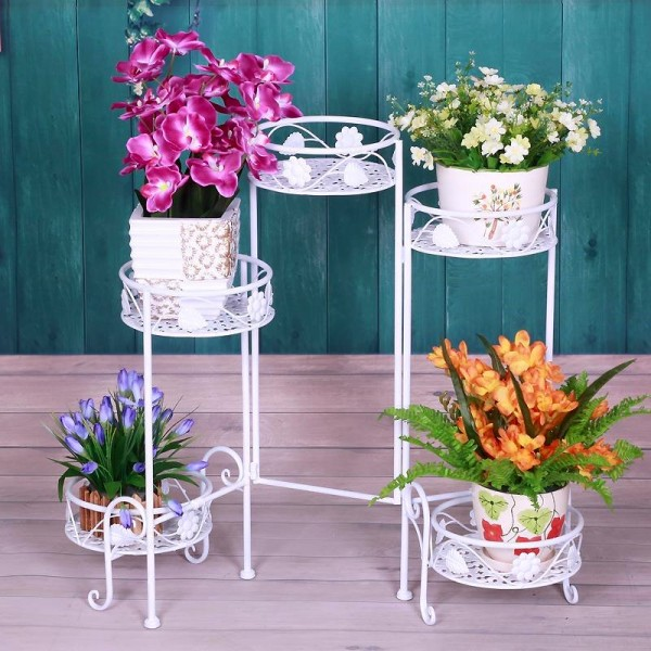 Iron Pot Stand Ideas | Upcycle Art on Iron Stand Ideas  id=21562