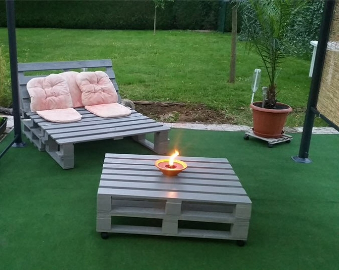 Incredible Recycled Pallet Ideas | Upcycle Art on Pallet Design Ideas  id=48520