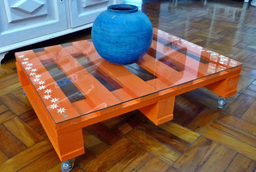 22 upcycling pallet table ideas for your garden or living room on Pallet Design  id=47748
