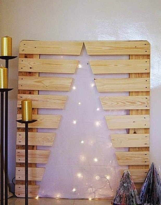 Make Christmas Tree Out Paper