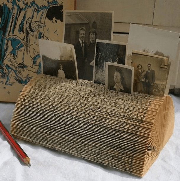 Reuse Old Books And Newspapers 16 Surprising Craft Ideas