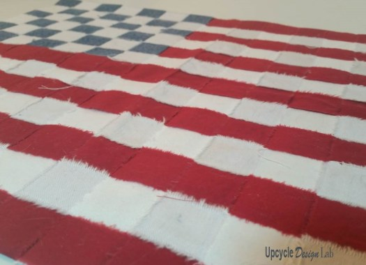 Woven Flag Placemat