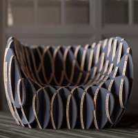 MC 302: Amazing Cardboard Armchair by Nordwerk