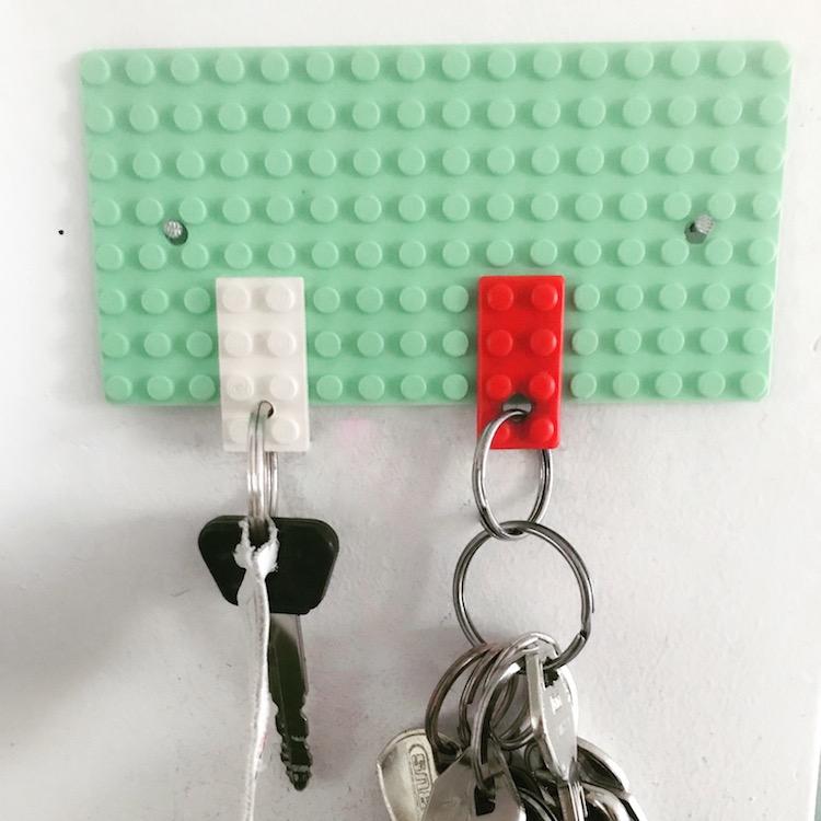 DIY Schlüsselbrett