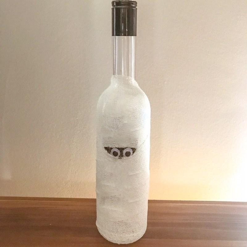 Flaschenmumie