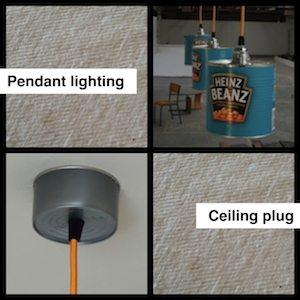 tin can lighting
