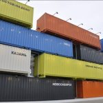 samsung shipping container building