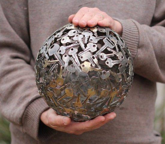 Key Sculpture