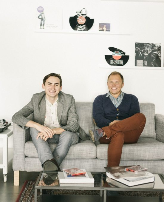 Record clocks - Laurynas and Zilvinas