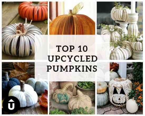 Top 10 Upcycled Pumpkins