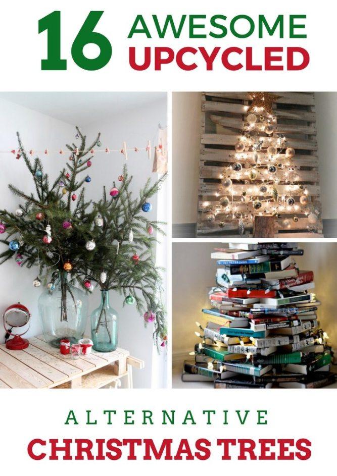The Best Alternative Christmas Tree Roundup