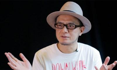 Hong Kong singer Anthony Wong