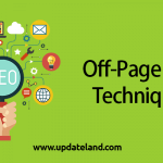 Advanced Off Page SEO Techniques That You Need To Know
