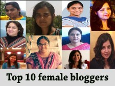 Top 10 Most Powerful Female Bloggers In India