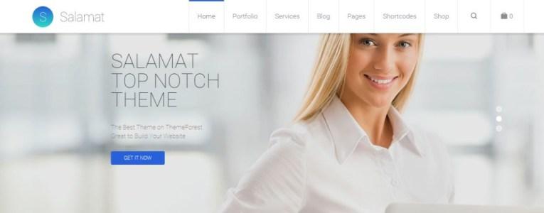 Salamat-Wordpress-Business-Theme