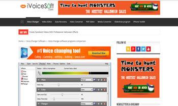 IVoice Voice Changer