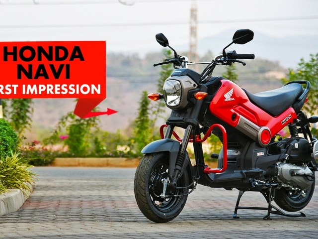 Honda Navi: Specifications and Price
