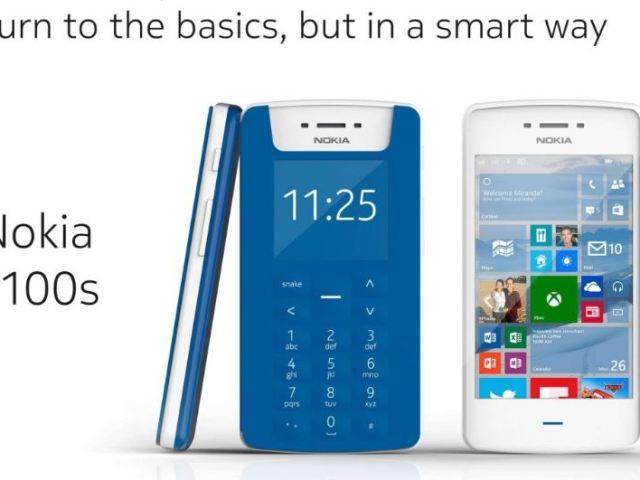 Nokia 1100 Returning as Nokia 1100s
