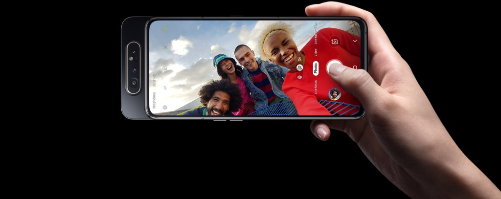 Galaxy A80 full price detail in Nepal