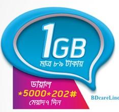 GP 1GB 89TK Offer