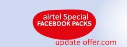 airtel Facebook Pack