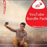 Robi 1GB YouTube Pack 49Tk Offer