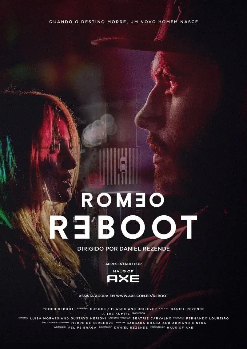AXE_Romeo Reboot_Poster_Daniel Rezende