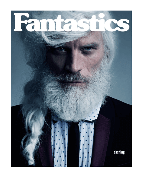 Paul Mason by Christoph Strube for Fantasticsmag