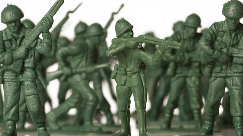 a evolucao dos action figures toy soldier