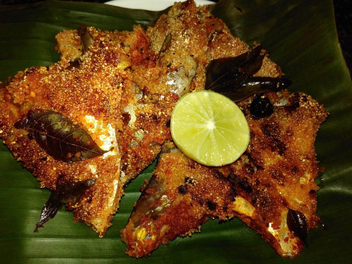 Pomfret Fish Fry