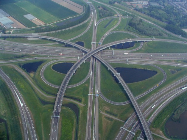 Ridderkerk_interchange