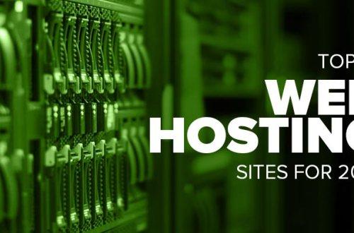 Top 10 web hosting