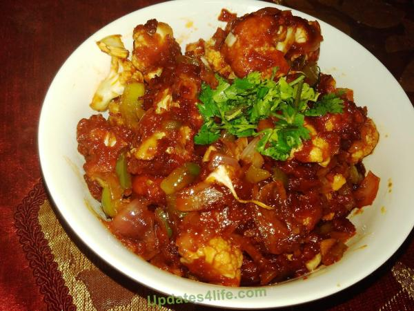 Cooking Of Your Favourite Gobi Manchurian Is Now Easy