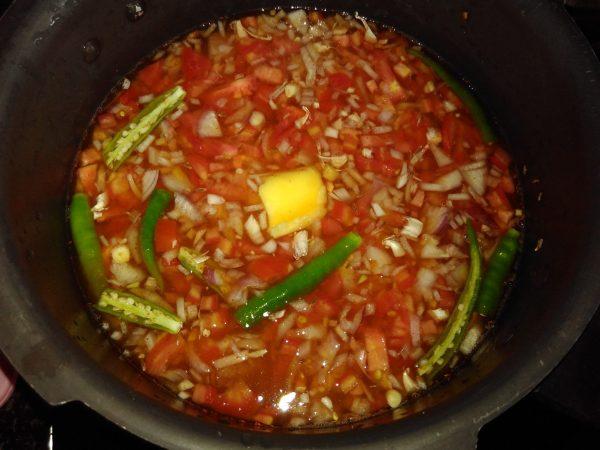 Kidney Beans Masala