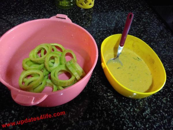 Snake Gourd recipe