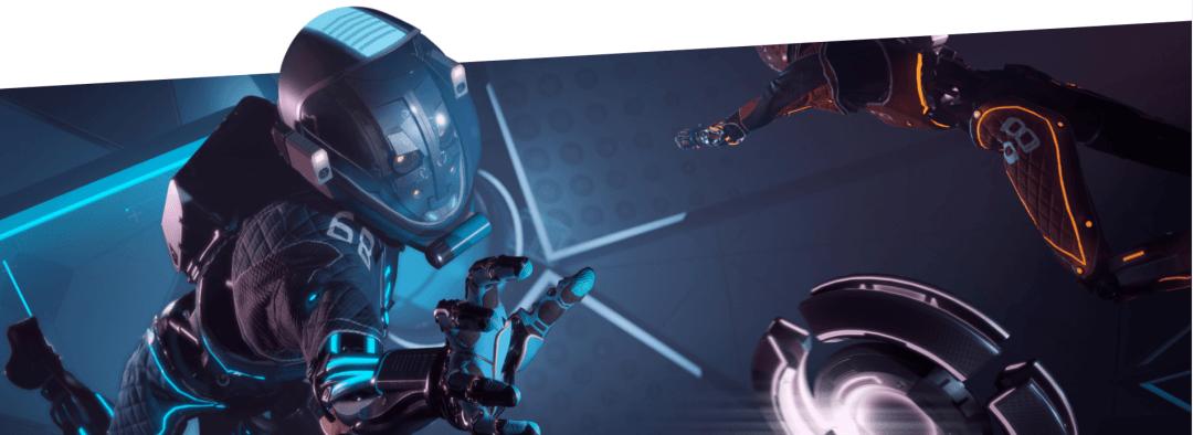 Echo Arena is a VR Esport