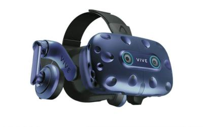 The HTC Vive Lip Tracking Module Is Coming