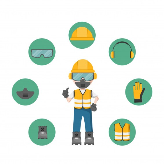 various PPE image