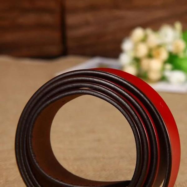Designer Leather Belt for Women 4