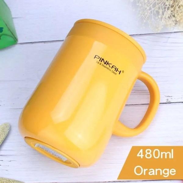 304 Stainless Steel Thermos Mug 9