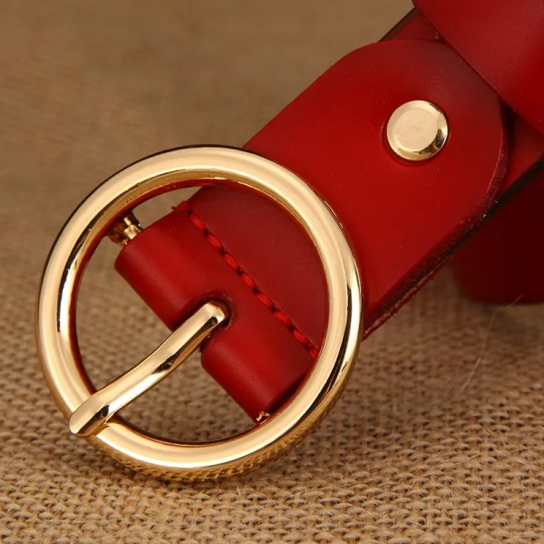 Designer Leather Belt for Women 3