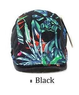 Adjustable Beret Caps Spring Summer Outdoor Sun Hats 8