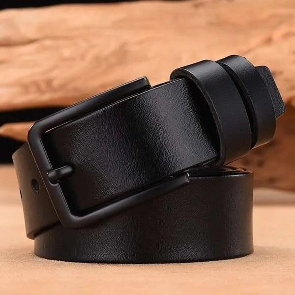 Casual Men's Genuine Leather Belt 8